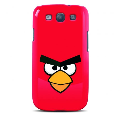 Coque Angry Birds Gear4® Red Bird Rouge Galaxy S3
