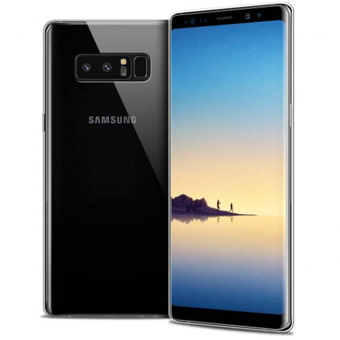 """Coque Samsung Galaxy Note 8 (6.3"""") Extra Fine Souple Crystal Clear"""