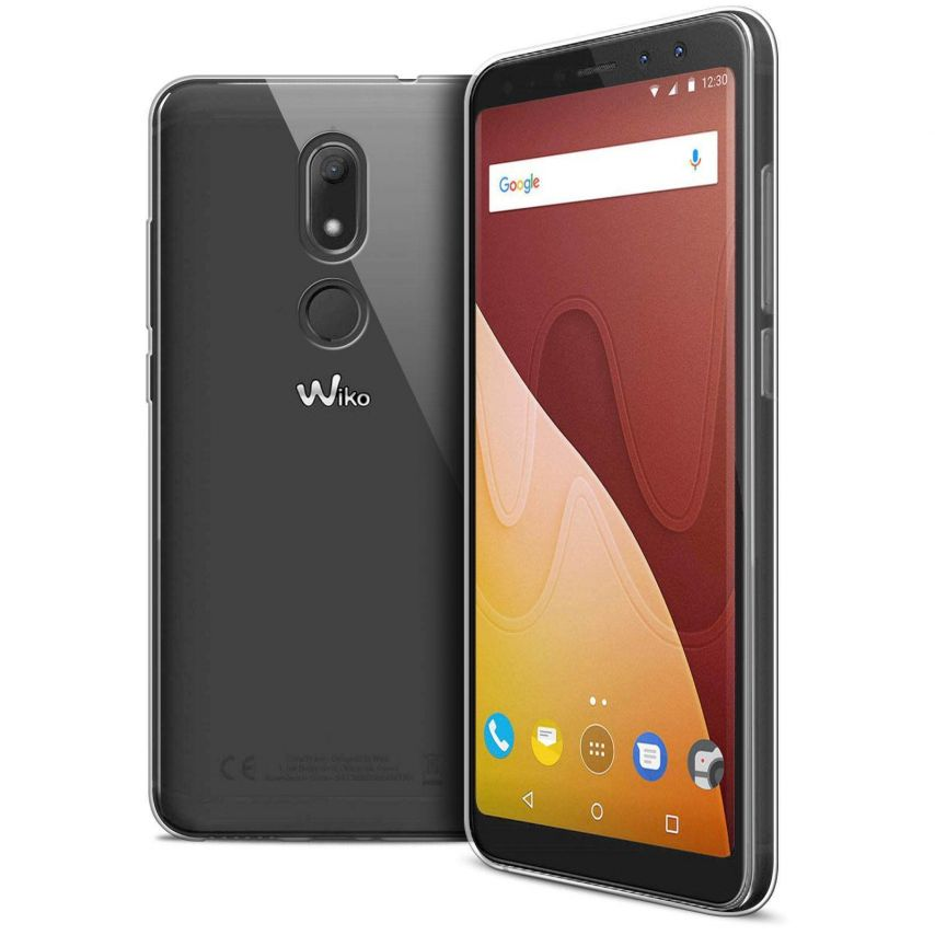 """Coque Wiko View PRIME (5.7"""") Extra Fine Souple Crystal Clear"""
