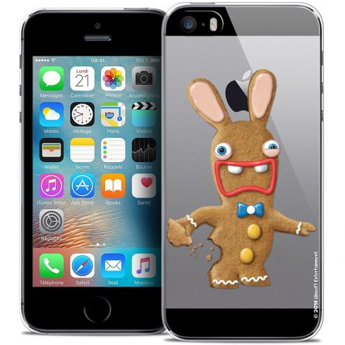 Coque iPhone 5/5s/SE Extra Fine Lapins Crétins™ - Cookie