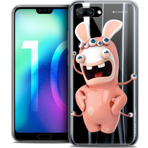 """Coque Gel Huawei Honor 10 (5.8"""") Extra Fine Lapins Crétins™ - Extraterrestre"""