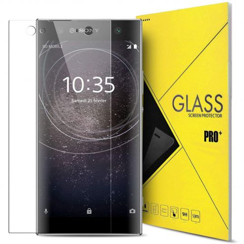"Protection d'écran Verre trempé Sony Xperia XA2 ULTRA (6"") 9H Glass Pro+ HD 0.33mm 2.5D"