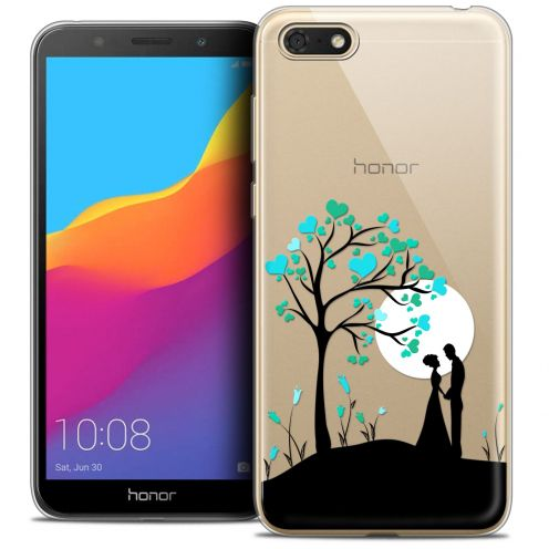 """Coque Crystal Gel Honor 7S (5.45"""") Extra Fine Love - Sous l'arbre"""