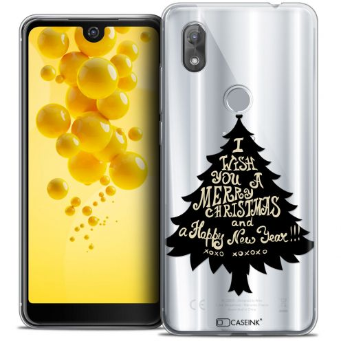 "Coque Crystal Gel Wiko View 2 (6.0"") Extra Fine Noël 2017 - XOXO Tree"