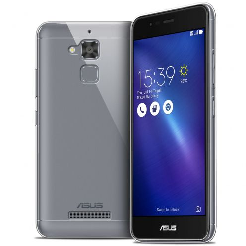 "Coque Asus Zenfone 3 Max ZC520TL 5.2"" Extra Fine Souple Crystal Clear"
