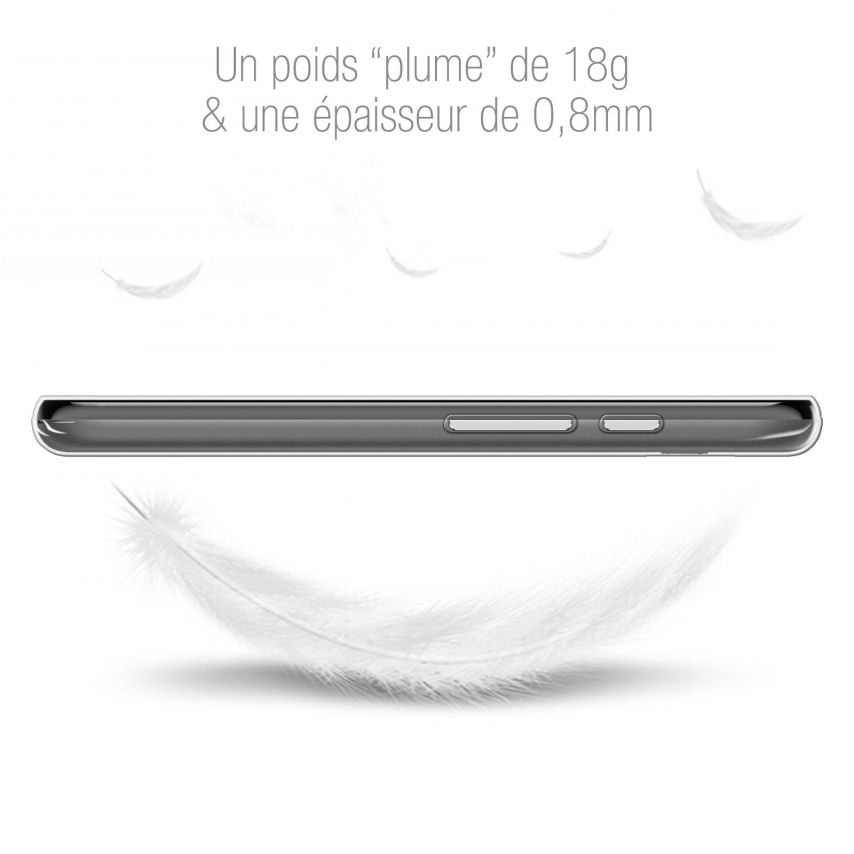 Extra Slim 1mm Crystal Clear View Flexible Case Alcatel Pixi 4 (6) 4G