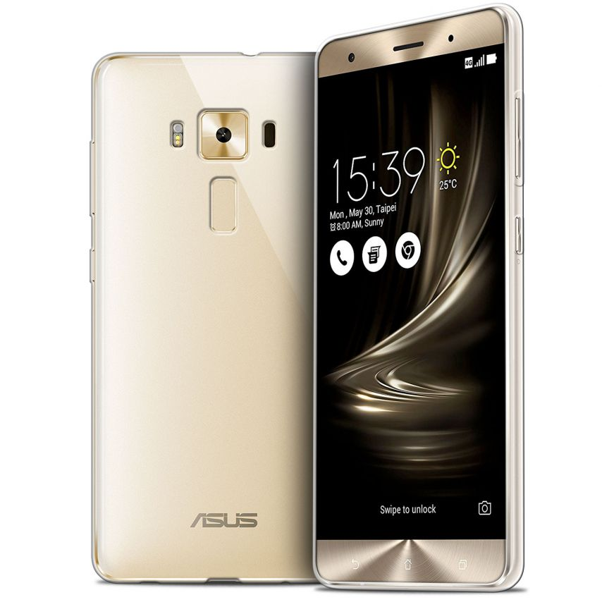 Coque Asus Zenfone 3 Deluxe ZS570KL Extra Fine Souple Crystal Clear