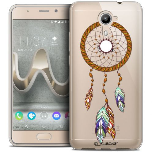 Coque Crystal Gel Wiko U Feel PRIME Extra Fine Dreamy - Attrape Rêves Shine