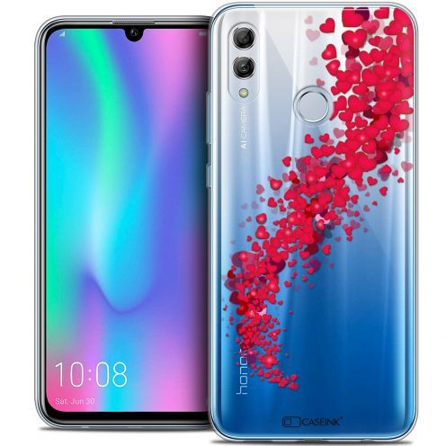 "Coque Crystal Gel Huawei Honor 10 LITE (5.8"") Extra Fine Love - Tornado"