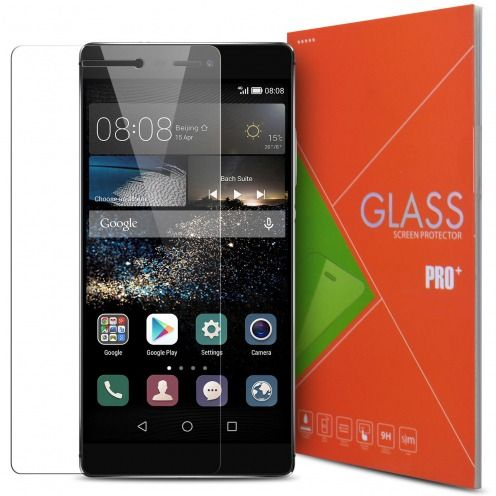 Glass Pro+ Ultra HD 9H 0.33 mm Tempered Glass Screen Protector for Huawei Ascend P8