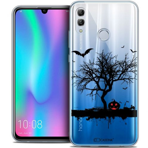 "Coque Crystal Gel Huawei Honor 10 LITE (5.8"") Extra Fine Halloween - Devil's Tree"