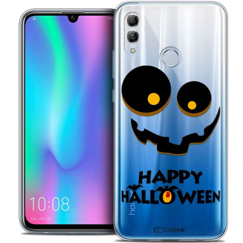 "Coque Crystal Gel Huawei Honor 10 LITE (5.8"") Extra Fine Halloween - Happy"