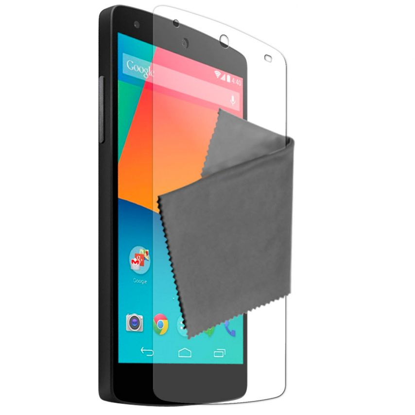 Visuel unique de Films de protection Anti-Reflet LG Nexus 5 Clubcase ® Lot de 3