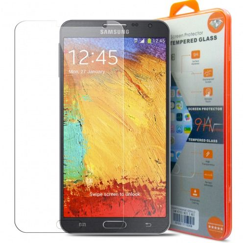 Glass Pro+ Ultra HD 9H 0.33mm Tempered Glass Screen Protector for Samsung Galaxy Note 3 Neo/Lite
