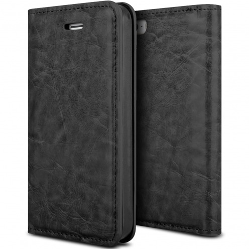 Etui Apple iPhone 5/5S/SE ProSkin Folio Smart Magnet Noir