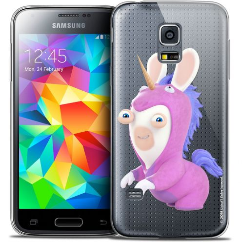 Coque Galaxy S5 Extra Fine Lapins Crétins™ - Licorne