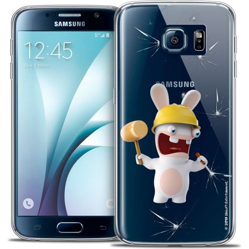 Crystal Galaxy S6 Case Lapins Crétins™ Breaker