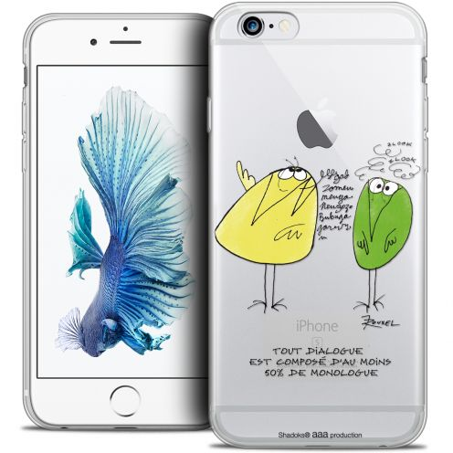 Coque iPhone 6/6s Plus 5.5 Extra Fine Les Shadoks® - Le Dialogue