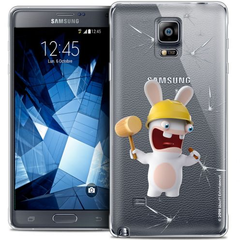 Crystal Galaxy Note 4 Case Lapins Crétins™ Breaker