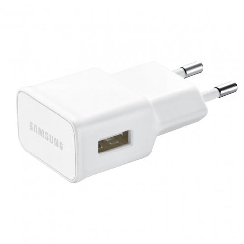 Chargeur Secteur USB 2A Samsung Fast Charge EP-TA10EWE Blanc