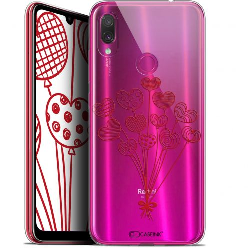 "Coque Gel Xiaomi Redmi Note 7 (6.3"") Extra Fine Love - Ballons d'amour"