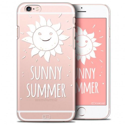 Coque Crystal iPhone 6/6s Plus Extra Fine Summer - Sunny Summer
