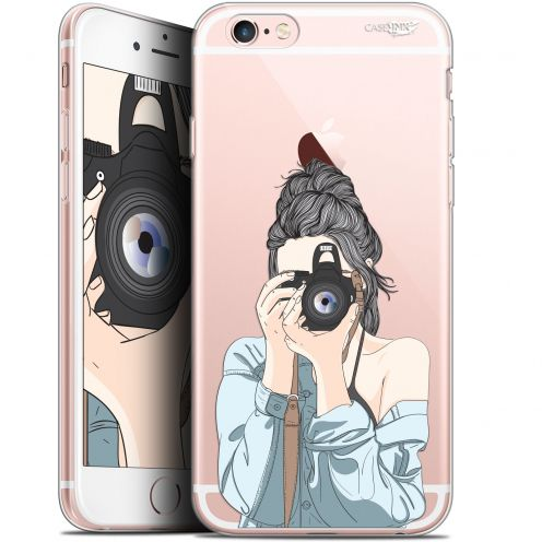 "Coque Gel Apple iPhone 6 Plus/ iPhone 6s Plus (5.5"") Extra Fine Motif - La Photographe"