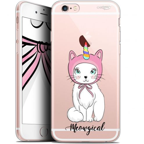 "Coque Gel Apple iPhone 6 Plus/ iPhone 6s Plus (5.5"") Extra Fine Motif - Ce Chat Est MEOUgical"