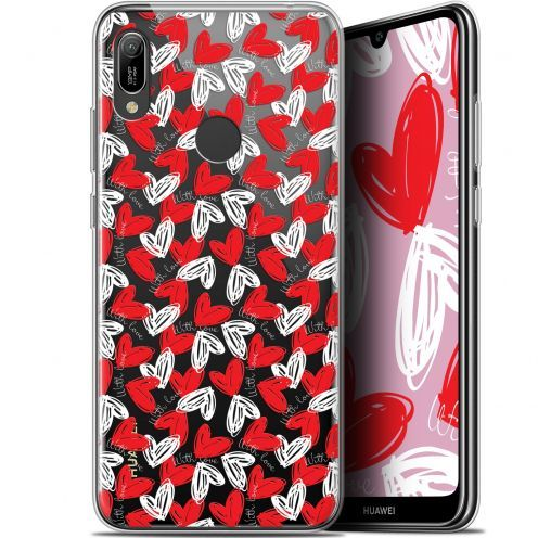 "Coque Gel Huawei Y6 2019 (6.1"") Extra Fine Love - With Love"