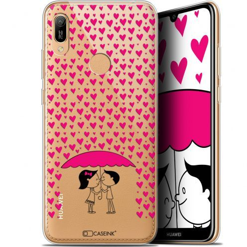 "Coque Gel Huawei Y6 2019 (6.1"") Extra Fine Love - Pluie d'Amour"