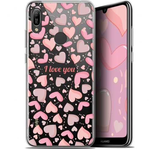 "Coque Gel Huawei Y6 2019 (6.1"") Extra Fine Love - I Love You"