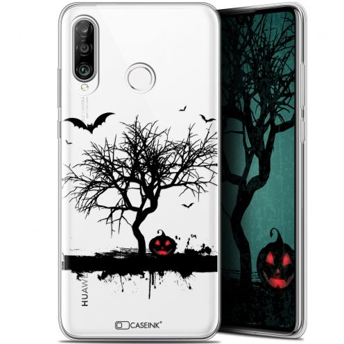 "Coque Gel Huawei P30 Lite (6.2"") Extra Fine Halloween - Devil's Tree"