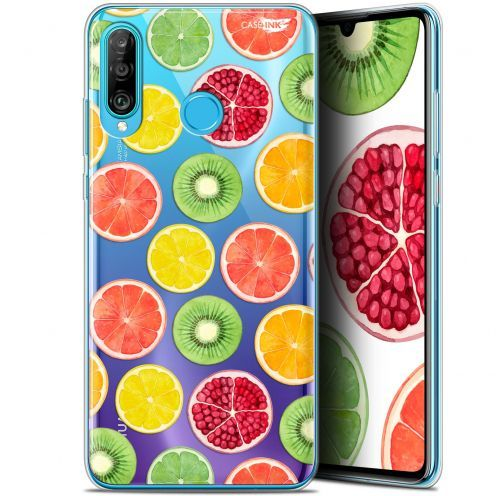 "Coque Gel Huawei P30 Lite (6.2"") Extra Fine Motif - Fruity Fresh"
