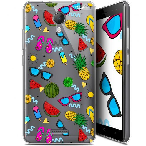 "Extra Slim Gel Wiko Jerry 2 (5.0"") Case Design Summers"