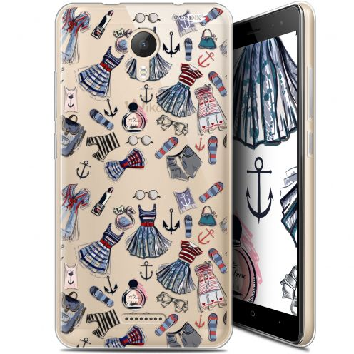 "Extra Slim Gel Wiko Jerry 2 (5.0"") Case Design Fashionista"