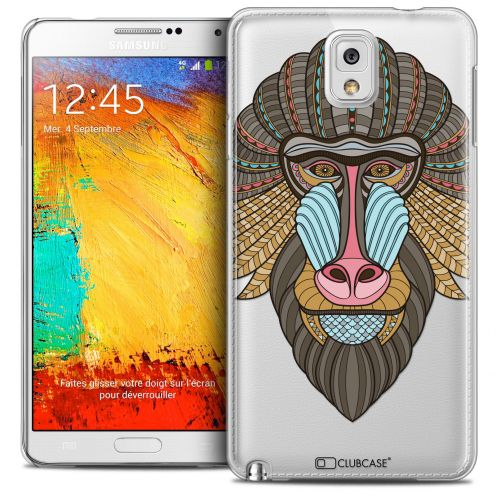 Coque Crystal Galaxy Note 3 Extra Fine Summer - Babouin