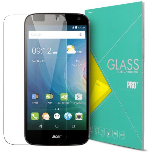Glass Pro+ Ultra HD 9H 0.33mm Tempered Glass Screen Protector for Acer Z630