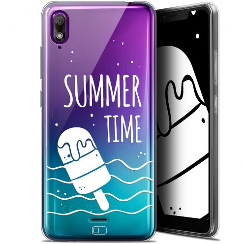 "Carcasa Gel Extra Fina Wiko View 2 GO (5.93"") Summer Summer Time"