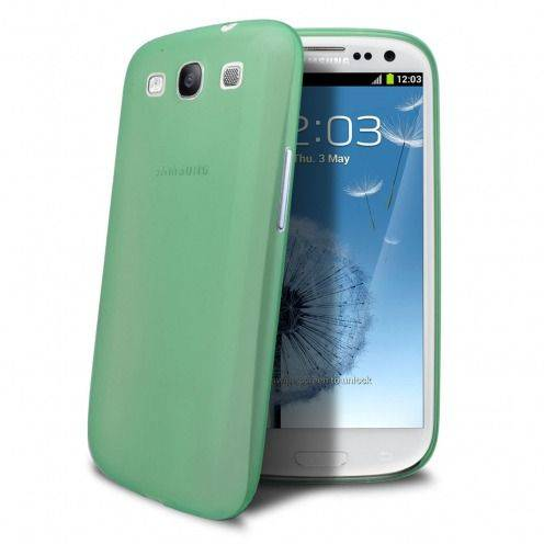 Ultra thin Case 0.3 mm Frost for Samsung Galaxy S3 Green