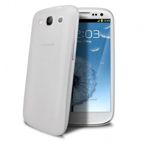 Ultra thin Case 0.3 mm Frost for Samsung Galaxy S3 Clear