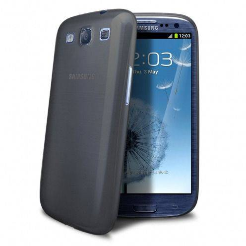 Ultra thin Case 0.3 mm Frost for Samsung Galaxy S3 Black