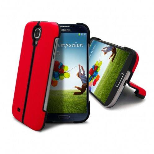 Sport Line Stand Case Galaxy S4 Red