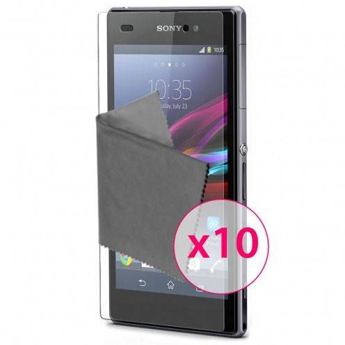 Films de protection Sony XPERIA Z1 Clubcase ® HD Lot de 10