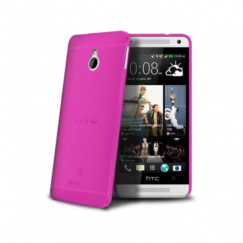 Ultra thin Case 0.3 mm Frost for HTC One mini Pink