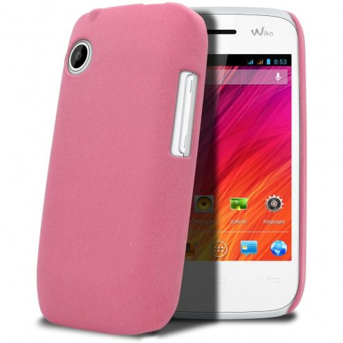Coque Wiko Ozzy Sand Rose