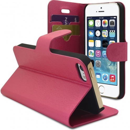 Smart Cover iPhone 5/5S/SE Papyrus Rose