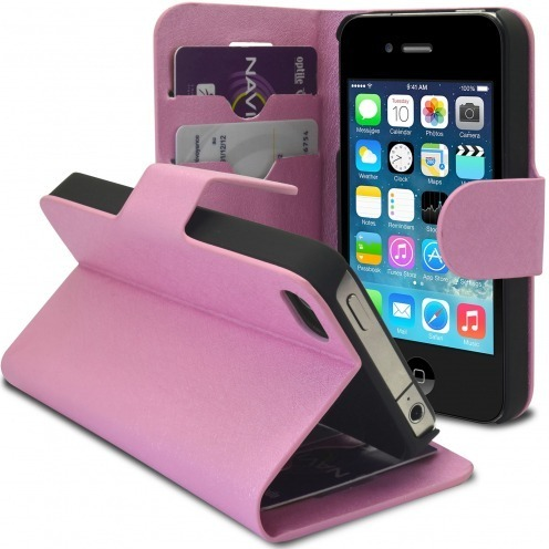 Smart Cover iPhone 4/4S Papyrus Rosa