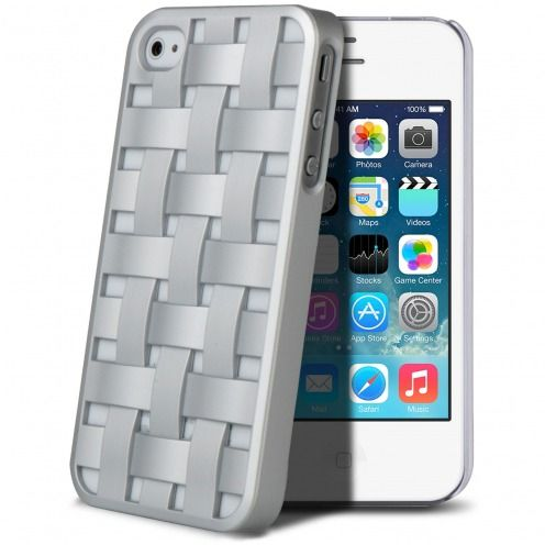 Coque iPhone 4/4S X-Doria Engage Form Tressé Alu