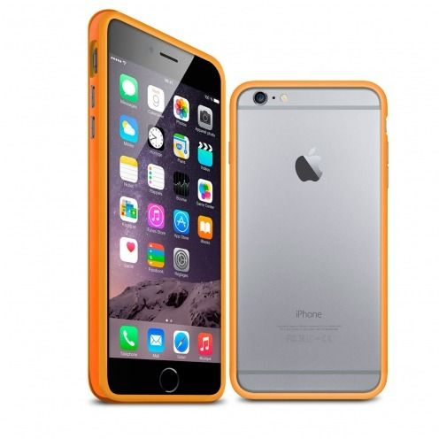 Coque Bumper iPhone 6 Plus HQ Orange