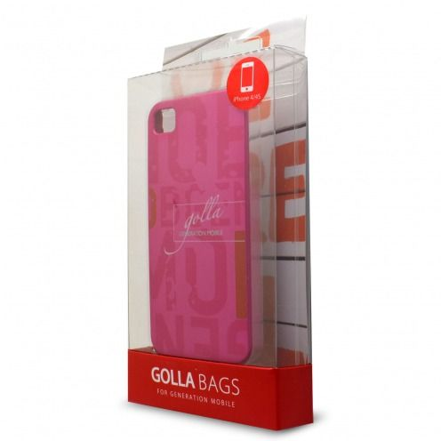 Coque Extra Fine iPhone 4/4S Golla® Collection Hetty Rose